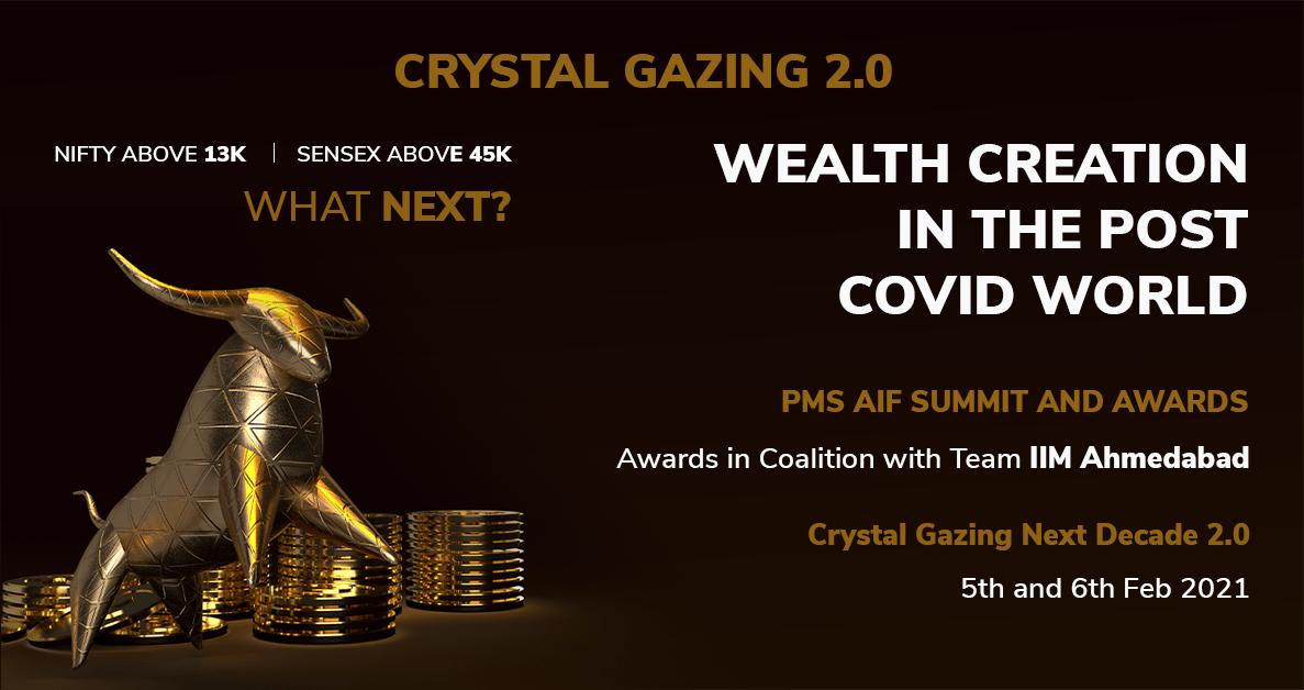 Crystal Gazing Next Decade of Wealth Creation 2.0