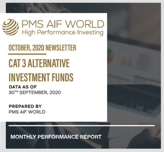 CAT 3 AIF Performance Newsletter