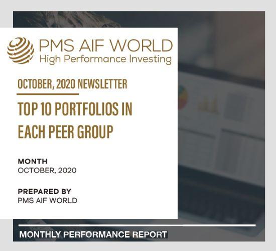 October 2020 PMS Performance Newsletter