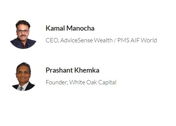 Webinar :  White Oak India Pioneer Equity – Focused yet well Diversified Portfolio for Times of Uncertainty & High Valuations